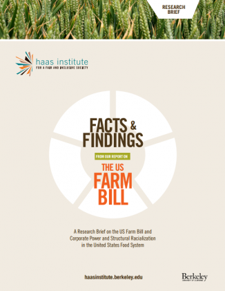 Facts and Findings Cover