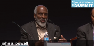 john a. powell at Color of Wealth Summit 2015
